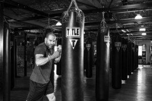 Pro začátek vám postačí boxerské rukavice